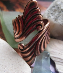 Adjustable Copper Ring 5388C