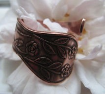 Adjustable Copper Ring 923C1
