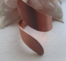 Adjustable Copper Ring  518C