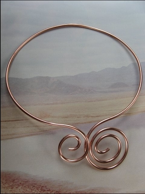 Copper Choker 226
