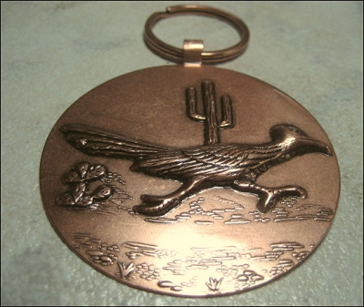 Copper Key Chain CKC6492C