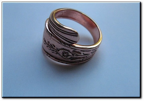 Adjustable Copper Ring CTR823