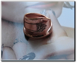 Adjustable Copper Ring CTR834