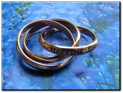 Copper Ring CR1515 Size 8- 3/16  of an inch wide.