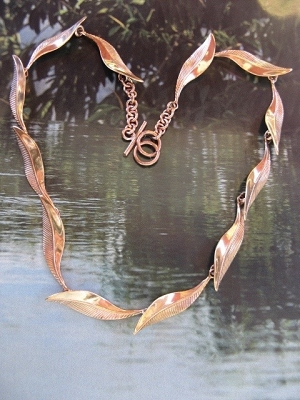 Copper Chain #431E