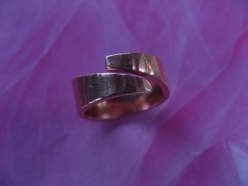 Adjustable Solid Copper Ring HH3
